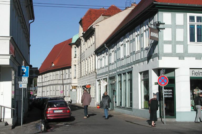 Eberswalde, An der Friedensbrücke 5